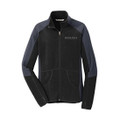 Roush Ladies Black Colorblock Microfleece #2 (3636)