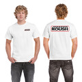 Roush Competition Engine White Tee (1413)