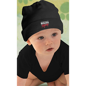 Roush Racing Black Infant Knit Hat (3678) - Roush Automotive ... c7d1d883298