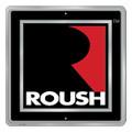 """Roush Square R 12"""" x 12"""" Sign (3683)"""