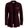 Roush Ladies Wine Cardigan (3646)