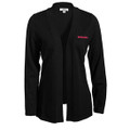 Roush Ladies Black Cardigan (3648)