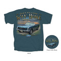 Ford Long Way Home Mustang Tee (3698)
