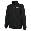 Roush Black Unisex 1/4 Zip Sweatshirt (3726)