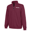 Roush Maroon Unisex 1/4 Zip Sweatshirt (3727)