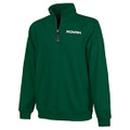 Roush Forest Green Unisex 1/4 Zip Sweatshirt (3730)