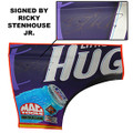 Ricky Stenhouse Jr. #17 Signed Hugs Quarter Panel (3811)