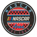 NASCAR Garage Area Plastic Sign (3820)