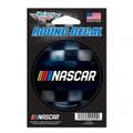 """Nascar 3"""" Round Sticker (3837)"""