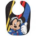 Nascar Mickey Mouse Bib (3842)