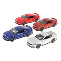 Ford Mustang GT 2015 Pullback 1:38 Scale Die-cast (3831)