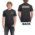 Roush Competition Engine Dark Heather Gray Tee 2X-5X (3824)