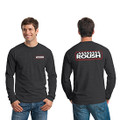 Roush Competition Engine Dark Heather Gray Long Sleeve Shirt (3825)