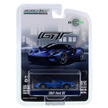 Ford Blue GT 2017 1:64 Scale Die-cast (3834)