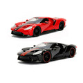 Ford Striped GT 2017 1:24 Scale Die-cast (3832)