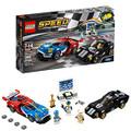 Ford 2016 GT & Ford GT40 V39 Lego Set (3852)