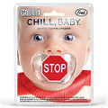 Baby Stop Sign Pacifier (3861)