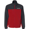 Roush Square R Red/Charcoal Dri Duck Jacket (3911)