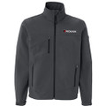 Roush Square R Charcoal Dri Duck Jacket (3912)