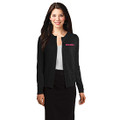 Roush Ladies Black Cardigan Sweater (3935)