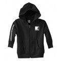 Roush Charged Black Toddler Full Zip Hoodie (3899)