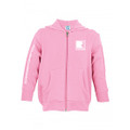 Roush Charged Light Pink Infant Full Zip Hoodie (3908)