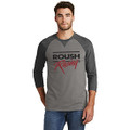 Roush Racing Sueded 3/4 Long Sleeve Baseball Shirt (3963)