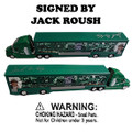 Jack Roush Signed Hall of Fame Class of 2019 1:64 Scale Hauler Die-cast (3977)
