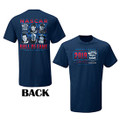 Nascar 2019 Hall of Fame Navy T-Shirt (3987)