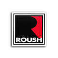 Roush Square R Sticker #2 (3989)