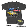Ford Mercury Cougar Tee (3993)