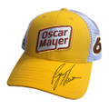 Ryan Newman Signed Oscar Mayer Hat (4082)