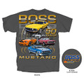Ford Boss Mustang 50th Anniversary Tee (4099)