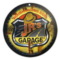 J.R.'s Garage 2019 Driver Signed Plastic Sign (4113)