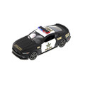 Ford Mustang GT Police Hardtop 2015 Pullback 1:38 Scale Die-cast (4128)