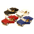 Ford Mustang Hardtop 1964 1/2 Pullback 1:36 Scale Die-cast (4130)