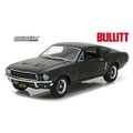 Ford Steve McQueen Bullitt Mustang GT 1968 1:24 Scale Die-cast (4134)