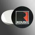 Roush Square R Auto Stone Coaster (4139)