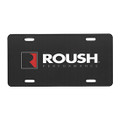 Roush Performance Black License Plate (4150)