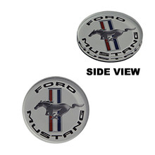 Only 1 magnet - image shows front and side view of magnet.