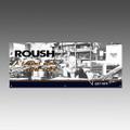 Jack Roush 'A Curious Mind Never Rests' 2' x 5' Banner (4174)