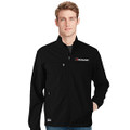 Roush Square R Black Dri Duck Jacket (4143)