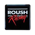 """Roush Racing 2"""" x 2"""" Resin Domed Magnet (4185)"""