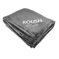 ROUSH EST 1976 Gray Mink Touch Luxury Blanket (4164)