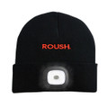 Roush LED Flashlight Knit Hat (4202)