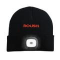 Roush LED Flashlight Knit Hat (4202)