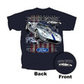 Ford GT40 World Beater Tee #2 (4213)