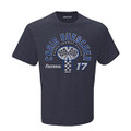Chris Buescher Fastenal Heather Gray Tee (4228)