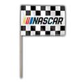 "NASCAR 12"" x 18"" Stick Flag (4231)"