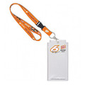 Ryan Newman Oscar Mayer Credential Holder & Lanyard (4234)